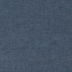 Blue, Ultra Durable Tweed Upholstery Fabric By The Yard - This material is a durable tweed upholstery fabric designed for commercial and residential upholstery. It will exceeds 250,000 double rubs, which is considered to be extremely heavy duty. In addition, this fabric is protected by Teflon for stain resistance.