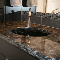 Bathroom by Pacific Stone Fabrication