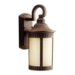 "Kichler - Kichler 10904 Randolph 1 Light 16"" Energy Efficient Fluorescent Outdoor Wall Lig - Kichler 10904 Randolph Fluorescent Outdoor Wall Light"