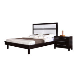 Kinwai - Lexington Bed - Queen - Lexington Queen Bed