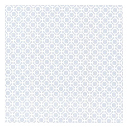 Brewster Home Fashions - Beatrix Sky Modern Geometric Wallpaper Bolt - Fashioned in an airy ocean blue hue this stylish geometric wall paper brings clean detail to walls that takes the meaning of modern sophistication to new heights.