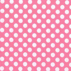 New Arrivals Inc. - New Arrivals Inc Fabric - Candy Polka Dot - New Arrivals Inc Fabric - Candy Polka Dot