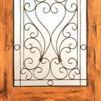 """Exterior Single Door, Knotty Alder Radius Lite 2 Panel - SKU#SW-79_1BrandAAWDoor TypeExteriorManufacturer CollectionWestern-Santa Fe Entry DoorsDoor ModelDoor MaterialWoodWoodgrainKnotty AlderVeneerPrice970Door Size Options30"""" x 80"""" (2'-6"""" x 6'-8"""")  $032"""" x 80"""" (2'-8"""" x 6'-8"""")  $036"""" x 80"""" (3'-0"""" x 6'-8"""")  +$1042"""" x 80"""" (3'-6"""" x 6'-8"""")  +$12036"""" x 84"""" (3'-0"""" x 7'-0"""")  +$10030"""" x 96"""" (2'-6"""" x 8'-0"""")  +$28032"""" x 96"""" (2'-8"""" x 8'-0"""")  +$28036"""" x 96"""" (3'-0"""" x 8'-0"""")  +$29042"""" x 96"""" (3'-6"""" x 8'-0"""")  +$490Core TypeSolidDoor StyleRusticDoor Lite StyleRadius Lite , 2/3 LiteDoor Panel Style2 PanelHome Style MatchingSouthwest , Log , Pueblo , WesternDoor ConstructionTrue Stile and RailPrehanging OptionsPrehung , SlabPrehung ConfigurationSingle DoorDoor Thickness (Inches)1.75Glass Thickness (Inches)1/4Glass TypeSingle GlazedGlass CamingGlass FeaturesGlass StyleGlass TextureClearGlass ObscurityDoor FeaturesDoor ApprovalsDoor FinishesDoor AccessoriesWeight (lbs)340Crating Size25"""" (w)x 108"""" (l)x 52"""" (h)Lead TimeSlab Doors: 7 daysPrehung:14 daysPrefinished, PreHung:21 daysWarranty1 Year Limited Manufacturer WarrantyHere you can download warranty PDF document."""