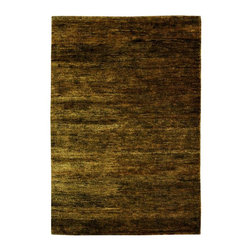 """Safavieh - Hemp Rectangular Hand-Knotted Rug in Green (2 ft. x 3 ft.) - Size: 2 ft. x 3 ft.. Hand knotted. Made of hemp. Made in IndiaSafavieh's Bohemian Collection is all-organic, with exquisitely fine jute pile woven onto a cotton warp and weft, and an earthy natural color palette. The high quality jute chosen for our Bohemian rugs is biodegradable and recyclable, with an innate sheen because it is harvested only from Cannabis Sativa (commonly known as the """"true hemp"""" plant), a quickly renewable resource that excels in length, durability, anti-mildew and antimicrobial properties. Safavieh brings fashion excitement to the eco-friendly rug category with the Bohemian collection's unique patterns, ribbed textures and remarkable hand. The rugs are washed to soften the yarn, and then brushed to an even more lustrous sheen. Hand Knotted in India."""