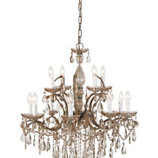 traditional chandeliers by Anvil & Co.