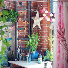 o so boho / art studio