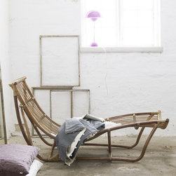 Michelangelo Rattan Chaise by Sika-Design - http://www.sika-design.com/collections/originals