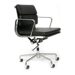 Fine Mod Imports - Soft Mid Back Confrence Office Chair - Features: