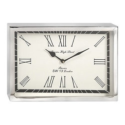 IMAX CORPORATION - Wadsworth Small Wall Clock - Wadsworth Small Wall Clock. Find home furnishings, decor, and accessories from Posh Urban Furnishings. Beautiful, stylish furniture and decor that will brighten your home instantly. Shop modern, traditional, vintage, and world designs.