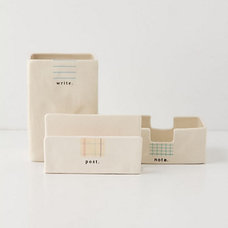 Contemporary Desk Accessories by Anthropologie
