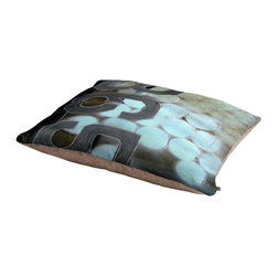 Sophia Buddenhagen 365 Days A Year Dog Bed - Perfect for dogs, cats,heck, even a pig! With our cozy pet bed made of a fleece top and waterproof duck bottom, you're bound to have one happy animal catching some zzzz's in ultimate comfort.