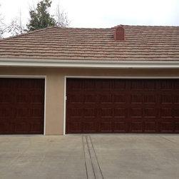 Shop gallery garage door products on houzz for R value of wood garage door