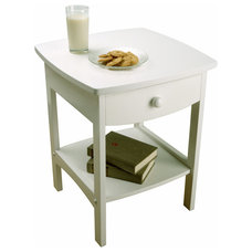 Contemporary Nightstands And Bedside Tables by Contemporary Furniture Warehouse