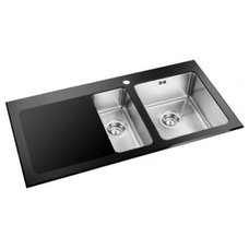 modern kitchen sinks by Nova Deko