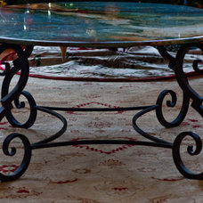 Traditional Coffee Tables by C-Reese Design