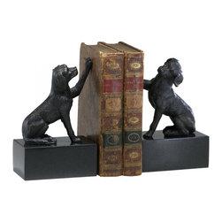 "Joshua Marshal - Decorative 8.25"" Dog Bookends - Decorative 8.25"" Dog Bookends"
