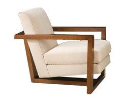 Thayer Coggin | Roger Lounge Chair -