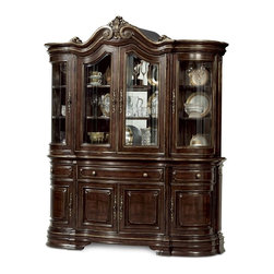 ART Furniture - Grand European China Cabinet - 71242-2606/71243-2606 - China cabinet