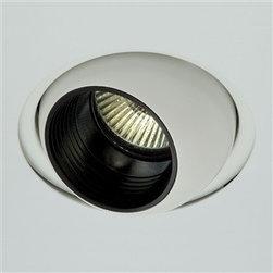 Nora Lighting - NMRT-418 3-lt MR16 Adjustable Eyeball Multiple Recessed Trim - Housing and bulb sold separately.