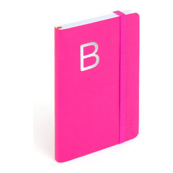 Ningbo Dinghua Industrial Limited - Personalized Soft Cover Notebook, Pink, Small - Make a list, check it twice, this little notebook will make you look oh-so-nice.Ships in: 1-2 business days