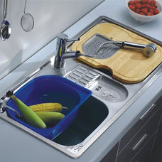 Modern Kitchen Sinks by dawnusa.net