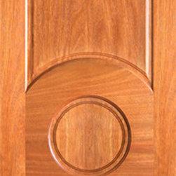 """P-680 Interior Mahogany 3 Panel Circle Panel Double Door - SKU#P-680-1BrandAAWDoor TypeInteriorManufacturer CollectionInterior Mahogany DoorsDoor ModelDoor MaterialWoodWoodgrainMahoganyVeneerPriceDoor Size Options24"""" x 80"""" (2'-0"""" x 6'-8"""")  $028"""" x 80"""" (2'-4"""" x 6'-8"""")  $030"""" x 80"""" (2'-6"""" x 6'-8"""")  $032"""" x 80"""" (2'-8"""" x 6'-8"""")  $036"""" x 80"""" (3'-0"""" x 6'-8"""")  +$1024"""" x 96"""" (2'-0"""" x 8'-0"""")  +$7028"""" x 96"""" (2'-4"""" x 8'-0"""")  +$9030"""" x 96"""" (2'-6"""" x 8'-0"""")  +$9032"""" x 96"""" (2'-8"""" x 8'-0"""")  +$9036"""" x 96"""" (3'-0"""" x 8'-0"""")  +$110Core TypeSolidDoor StyleDoor Lite StyleDoor Panel Style3 Panel , Circle PanelHome Style MatchingCraftsman , Colonial , Bungalow , Bay and Gable , Gulf Coast , Plantation , Cape Cod , Suburban , Prairie , Ranch , Elizabethan , VictorianDoor ConstructionEngineered Stiles and RailsPrehanging OptionsPrehung , SlabPrehung ConfigurationSingle DoorDoor Thickness (Inches)1 3/8 , 1 3/4Glass Thickness (Inches)Glass TypeGlass CamingGlass FeaturesGlass StyleGlass TextureGlass ObscurityDoor FeaturesDoor ApprovalsFSCDoor FinishesDoor AccessoriesWeight (lbs)310Crating Size25"""" (w)x 108"""" (l)x 52"""" (h)Lead TimeSlab Doors: 7 daysPrehung:14 daysPrefinished, PreHung:21 daysWarranty1 Year Limited Manufacturer WarrantyHere you can download warranty PDF document."""