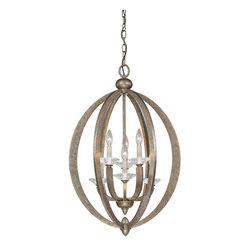Savoy House - Savoy House 3-1553-6-122 Forum Foyer Lantern - This eye-catching collection has an open, clean design with a lustrous Gold Dust finish and polished K9 crystal accents.
