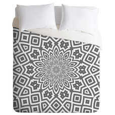 Contemporary Duvet Covers And Duvet Sets Lisa Argyropoulos Helena King Duvet Cover