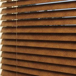 EverWood®  TruGrain® Wood Blinds- Hunter Douglas - Nature-inspired alternatives