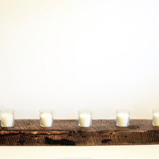 Modern Candleholders by Etsy