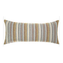Pine Cone Hill - treehouse linen decorative pillow (15x35) - Designed in the Berkshires of Massachusetts, every item from the pine cone hill bedding collection has been tailored from high quality imported textiles in a variety of versatile neutrals, vibrant hues and engaging patterns. Choose from textiles that weave a complementary theme throughout your entire bedroom and beyond. Many patterns and colors are available in blankets, duvets. throws, decorative pillows, shams and bed skirts.