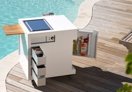 Contemporary Outdoor Products by movekitchen.com