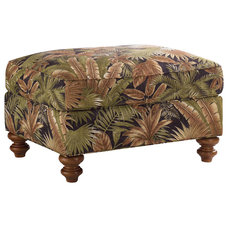 Tropical Footstools And Ottomans by Unlimited Furniture Group