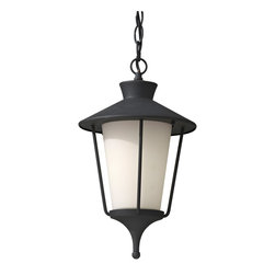 Feiss - Feiss OL8411TXB Hawkins Square Textured Black Outdoor Lantern - Feiss OL8411TXB Hawkins Square Textured Black Outdoor Lantern