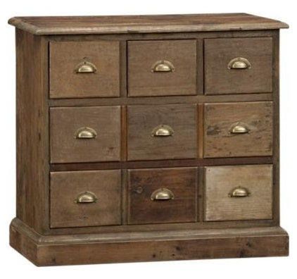 traditional dressers chests and bedroom armoires by Crate&Barrel