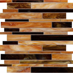 Baja Sunset Linear Glass Mosaic Tile - Baja Sunset Linear Glass Mosaic Tile are designed and manufactured for the discerning designer and homeowner. When it comes to adding distinction to your home or design project, choose from our great selection of glass tile, glass mosaics, subway glass tile, vertical glass tile, glass and stainless blends and our linear glass tile. We provide the highest quality glass tile products for all your bathroom and kitchen remodeling needs and all for incredible prices. Visit the links below to find the perfect tile for you and your home!