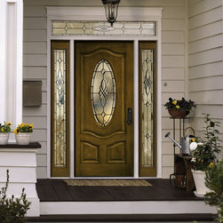 Pella Fiberglass Entry Door System -