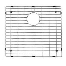 "VIGO Industries - VIGO Kitchen Sink Bottom Grid 20"" x 17"" - Maintain the beauty of your kitchen sink basin with a VIGO Kitchen Sink Bottom Grid."