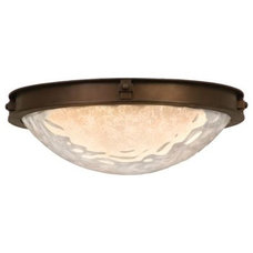 bathroom lighting and vanity lighting Newport Flushmount by Kalco Lighting