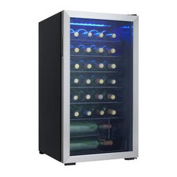 Danby - Danby 36 Bottle Wine Chiller - Features: