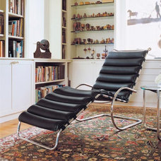 Modern Indoor Chaise Lounge Chairs by YLiving.com