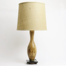 Eclectic Table Lamps by Nube Green