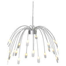 Eclectic Pendant Lighting by IKEA
