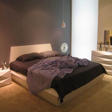 Modern Bedroom by MIG Furniture Design, Inc.
