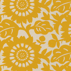 Sungold by Thomas Paul    Duralee - Bold, bright and beautiful. Thomas Paul delivers accessible style through his partnership with Duralee.