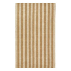 Country Living - Country Living Country Jutes Natural Fiber Hand Woven Rug X-85-3002JTC - Another inspired ensemble from Country Living, the Country Jutes Collection exemplifies the essence of casual style. Hand-woven from all natural jute in monochromatic shades of beige, each rug combines fibers to create a variety of patterns that exude a simple elegance ideal for traditional to transitional interiors.