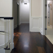 Contemporary Hardwood Flooring by Signature Innovations LLC