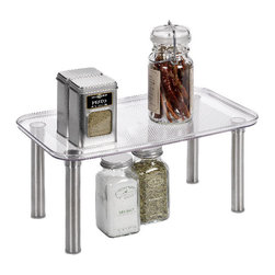 Linus Rectangular Pantry Shelf - This shelf is a great little space saver. Use it for short items like herb tins in your pantry to make the most of every inch.