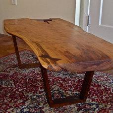 Modern Coffee Tables by Scheffler Worked Wood