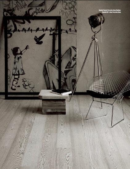 Modern Hardwood Flooring by Geneva Flooring